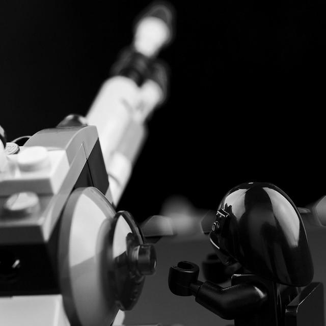 Lego Death Star: Laser Cannon