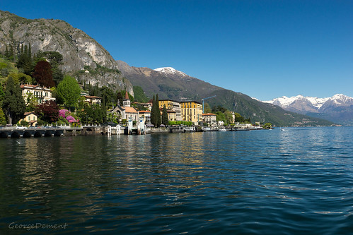 lake Como | by GeorgeDement