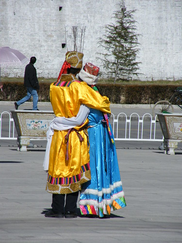 Colorful Tibetan Couple | by Stanley Zimny (Thank You for 43 Million views)