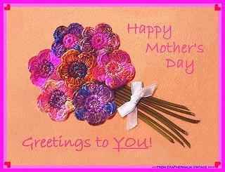 Wishing a wonderful MOTHER's DAY . . . | by EraPhernalia Vintage . . . [''playin' hook-y''] ;o