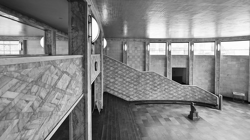 IG Farben - Treppenaufgang