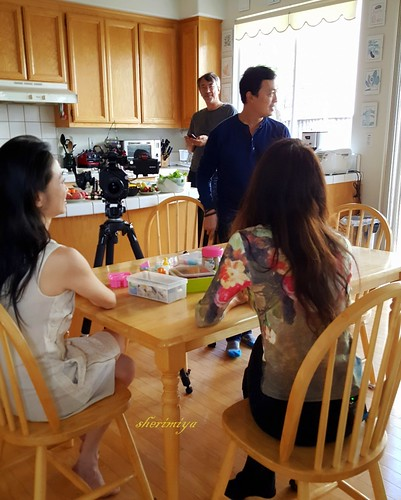 PBS Lucky Chow shoot, 5-20-16 | by sherimiya ♥