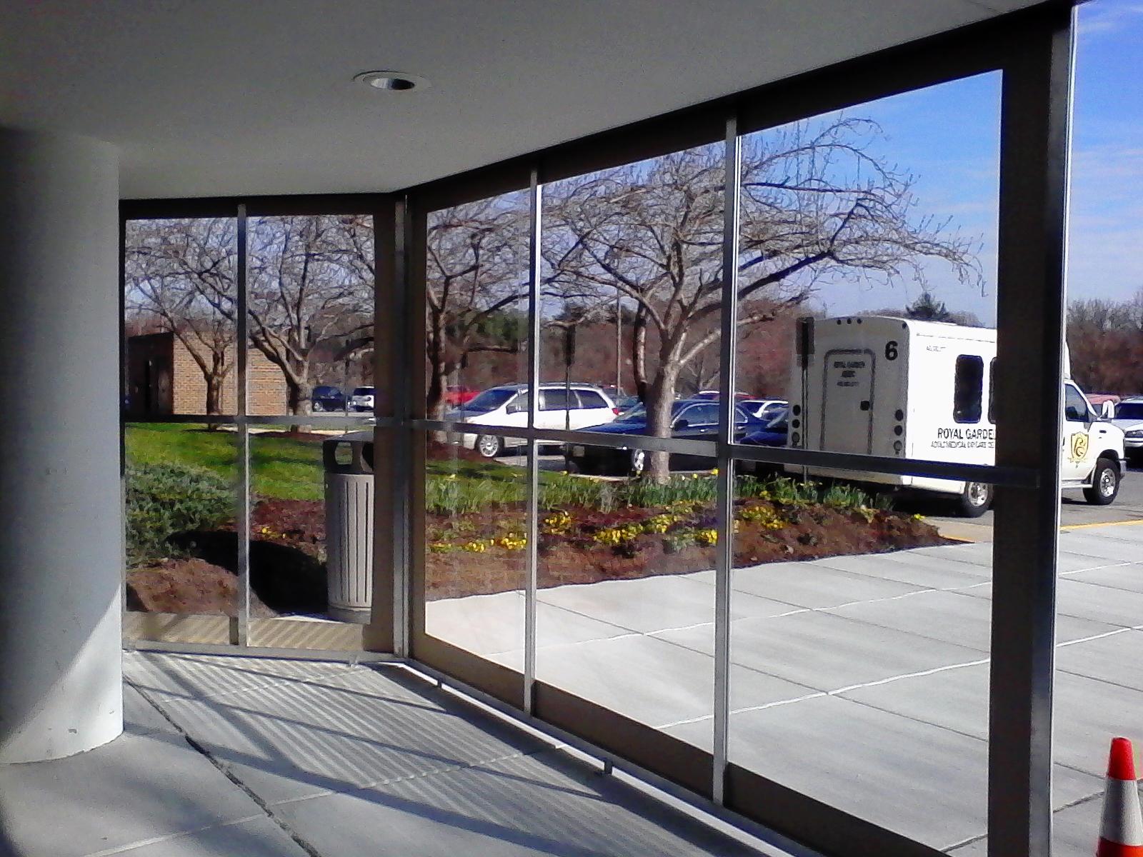 Architechtural Commercial Enclosure Baltimore