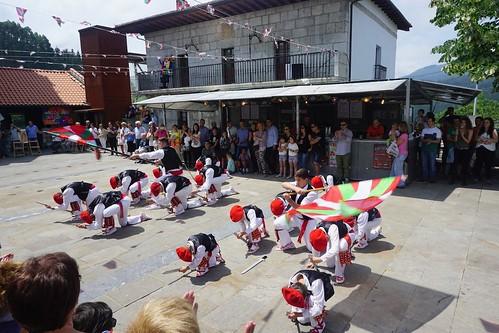 Amorotoko San Martin jaiak 2016