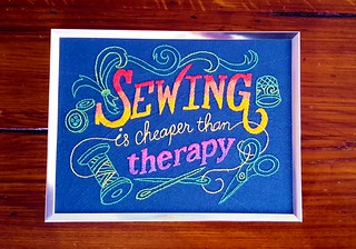 72 - Sewing is Cheaper