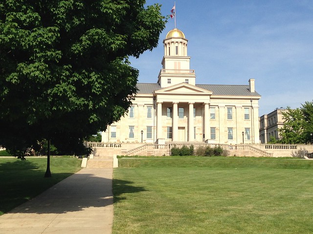 Old Capitol, University of Iowa