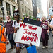 Protesting School Closures in Chicago