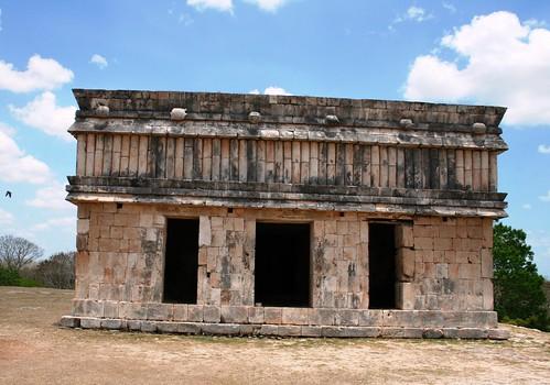Uxmal: la casa de las tortugas