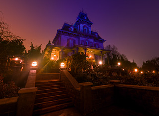 Phantom Manor Foggy Morning | by Tom.Bricker