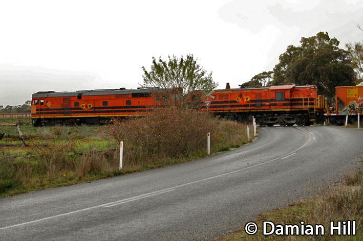 The Stone Train by baytram366