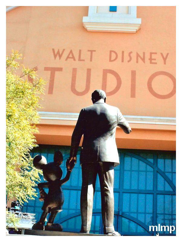 Walt et Mickey