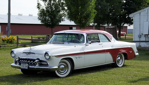 55 DeSoto Fireflite Sportsman   by Crown Star Images