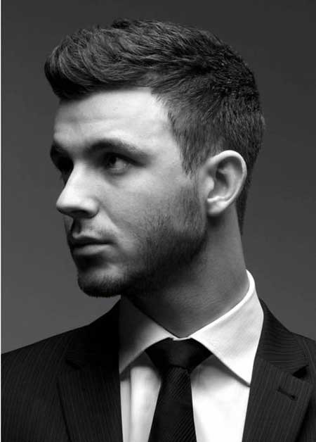 Mens Hairstyles Short Sides And Back Sarah Papouis Flickr