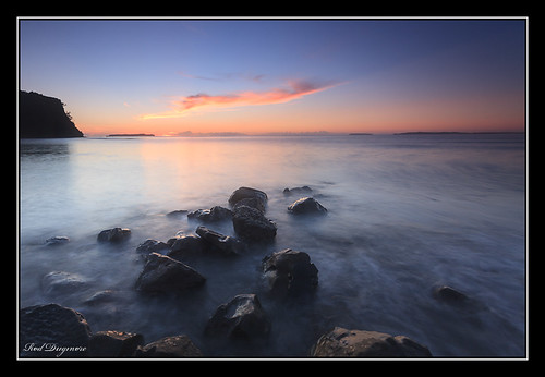newzealand sunrise wenderholm