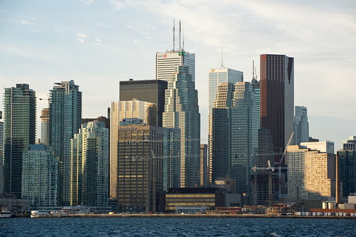 Toronto: skyline from Toronto Harbor | by The City of Toronto
