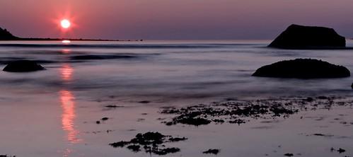 new beach sunrise newhampshire hampshire hampton hamptonbeach uploaded:by=flickrmobile flickriosapp:filter=nofilter