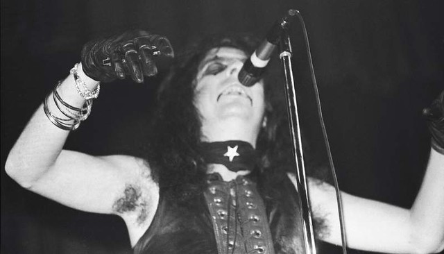 Alice Cooper - Killer Tour -1972