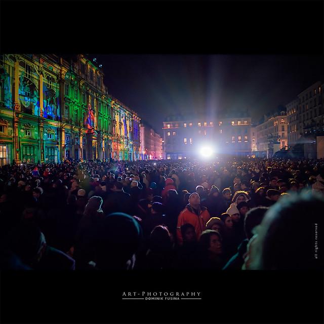Fête des Lumières 2013 - Le Petit Prince | Nikon Df
