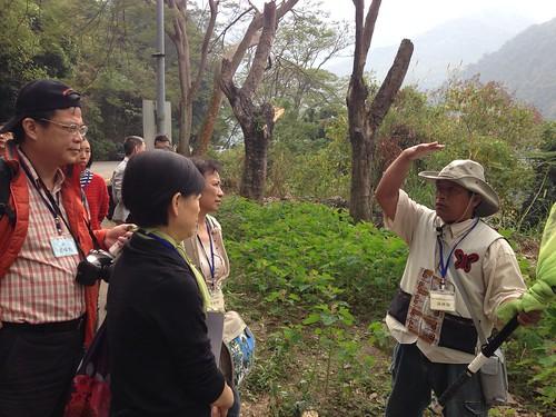 解說一哥湯雄勁。 | by TEIA - 台灣環境資訊協會