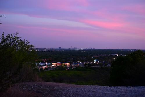 sunset sanantonio nikon 2014 comanchelookoutpark d5300
