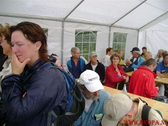 1e dag Amersfoort  40 km  22-06-2007 (55)