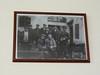 Prohlídka Únětického pivovaru – staré fotografie na zdech, foto: Petr Nejedlý