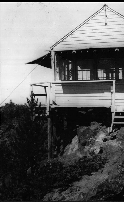 Horse Mountain, 1946
