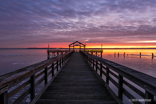 sunrise virginia pier leesylvaniastatepark