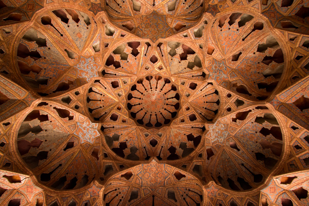 Palais Ali Qapu à Ispahan