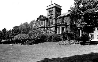 Tapton Court 1940 | by HughieDW