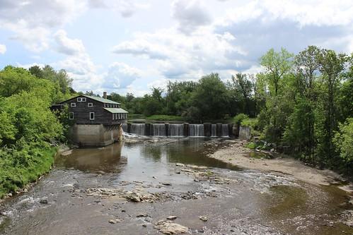 canada water river quebec dam québec qc estrie easterntownships