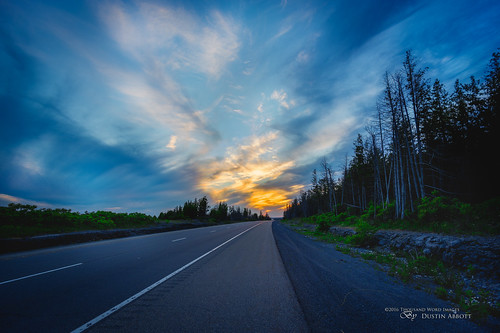 road ca sunset sky ontario canada beautiful pembroke photography highway ottawa explore bluehour fullframe manualfocus transcanada petawawa 2016 photodujour canoneos6d voigtländercolorskopar20mmf35 thousandwordimages dustinabbott dustinabbottnet adobephotoshopcc egsfocusscreen adobelightroomcc alienskinexposurex