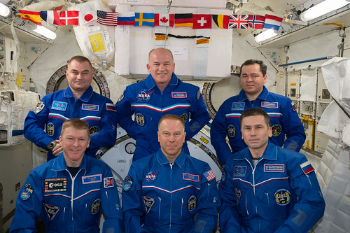Full Crew of Expedition 47 Prepares for Change | by NASA Johnson