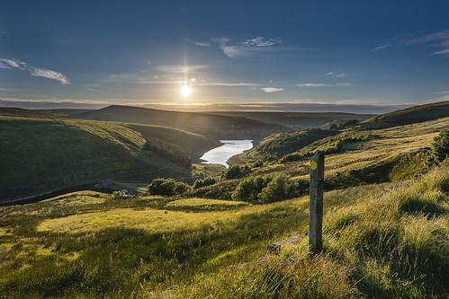 sunset moors westyorkshire pennines huddersfield marsden wessenden butterley pulehill tokina1116f28