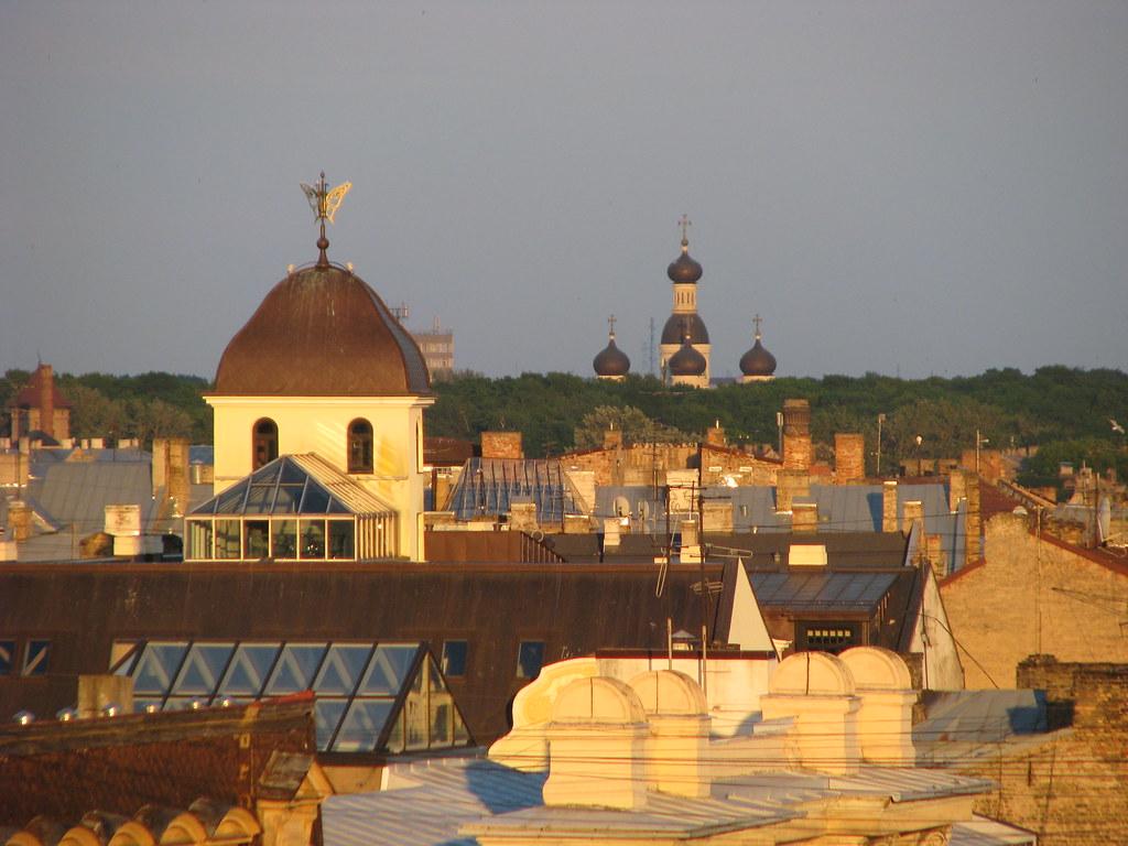 Солнечные крыши, купола...21:09:29   IMG_0897