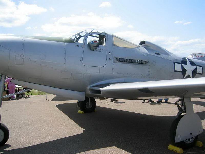 Bell P-63 King Cobra (5)