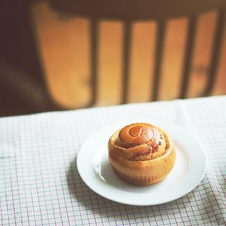 Cinnamon roll | by Helen.Yang