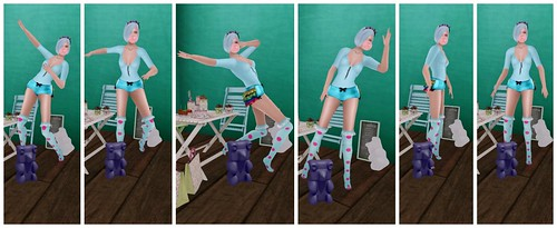 Poseology - Bubble Pop Fatpack Collage