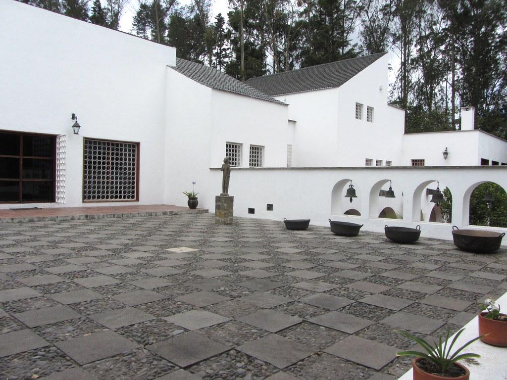 Home of Oswaldo Guayasamin