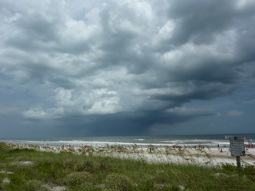 RAIN CLOUDS QUICKLY APPROACHING   by bob194156