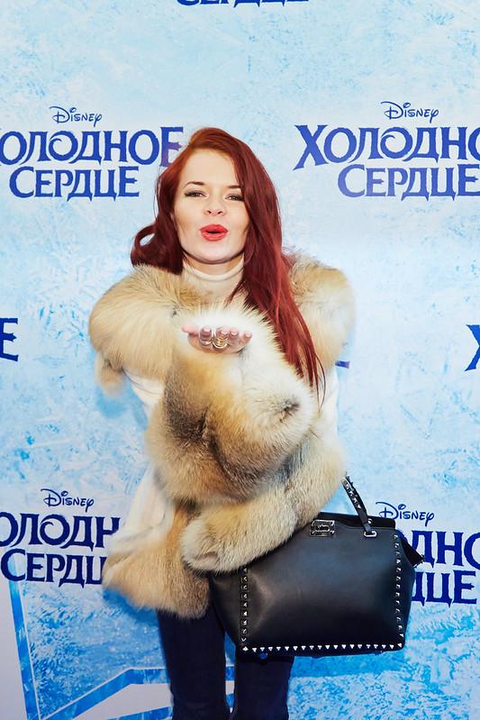 FROZEN_Moscow Premiere_Lena Knyazeva