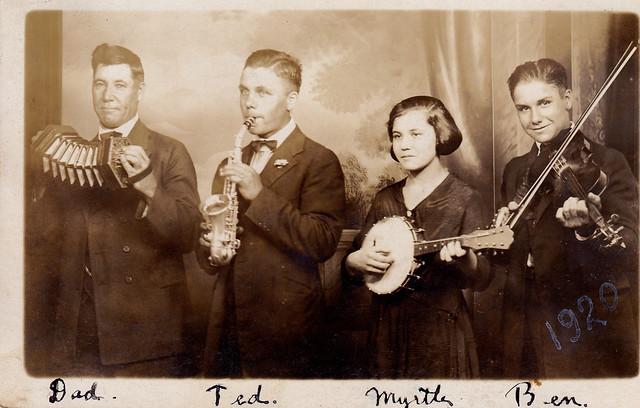 Richardson Band 1920