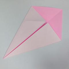 สอนการพับกระดาษเป็นลูกสุนัขชเนาเซอร์ (Origami Schnauzer Puppy) 004