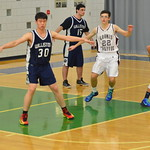 Boys JV Basketball vs. Loomis 2014
