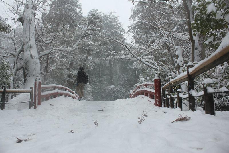 雪の鎌倉_62