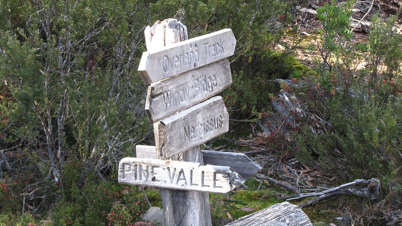 Day 6: Pine Valley turn off