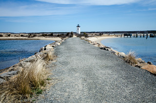 Edgartown Lighthouse on Martha's Vineyard | by m01229