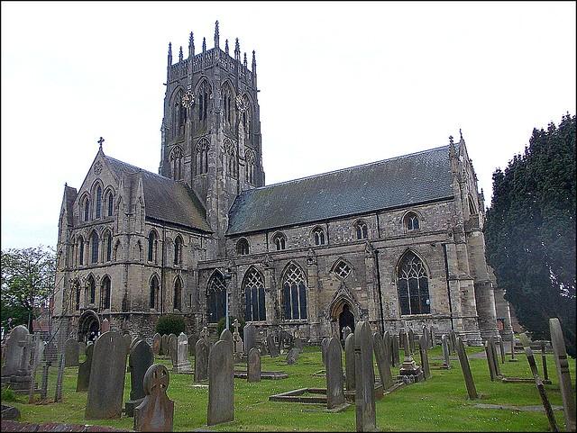 Hedon Church ..