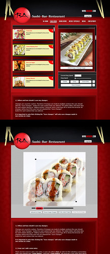 Tucson Web and Design - Customized CMS and DB Creation and Development with Image Cropper