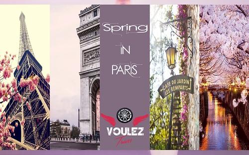 Printemps à Paris